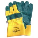 Water-Tite® split-leather winter glove lined with Thinsulate™ & a waterproof polyurethane sheet. Sold in pairs.