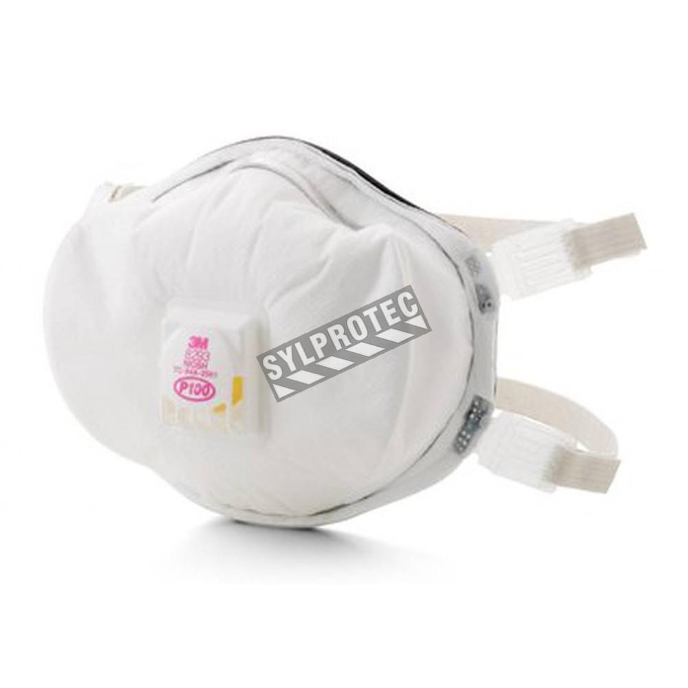 masque de protection respiratoire avec soupape cool flow. Black Bedroom Furniture Sets. Home Design Ideas