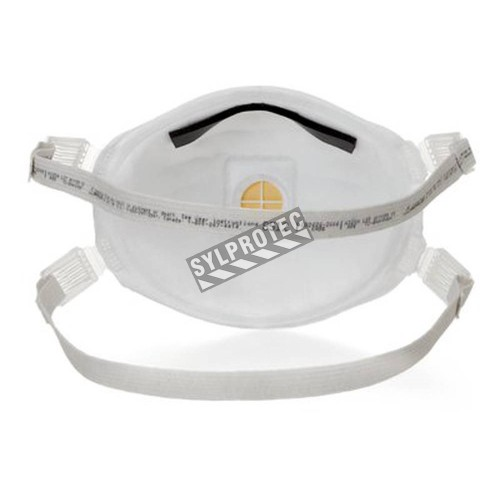 3M N95 NIOSH approved fireproof particulate respirator with Cool FlowTM valve. Protects from everything but ozone.