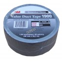 "Silver polyethylene adhesive strip, ideal for tight sealing regulatory bags for hazardous wastes. Thickness: 9 mils, 2""x180'."