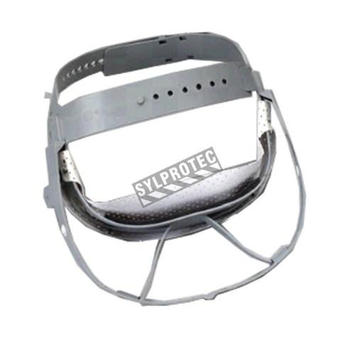 Suspension pour les cagoules de protection respiratoire RH410, RH420. À utiliser avec le GVP de 3M. (2 unités).