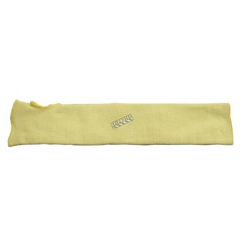 Manchettes de kevlar, résistant aux coupures niveau 3, avec ouverture pour le pouce