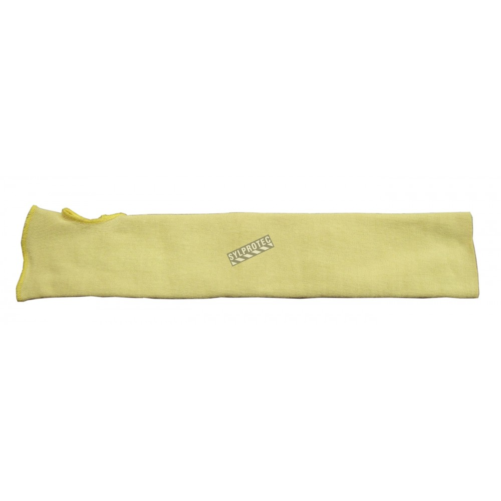 Kevlar sleeves with thumb hole  ideal to protect you from burns