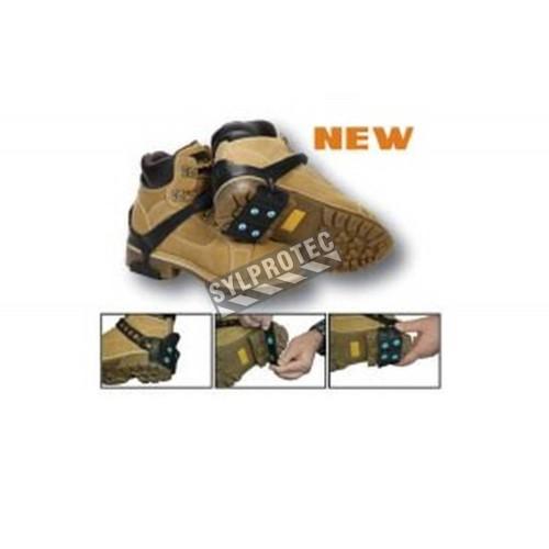 Semelles antidérapantes pour le talon, pour tous les types de chaussures.