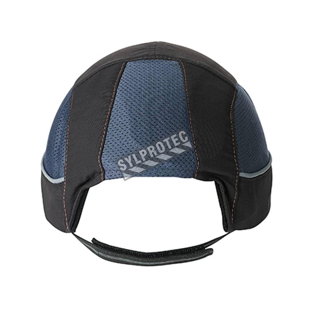 0b06cf82f8e4e Ergodyne baseball-style bump cap with 4 LEDs. Lightweight protection  against bumps.