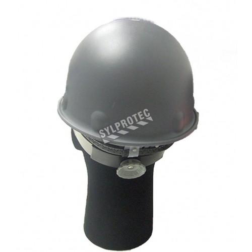 Casque Fibre-Metal Roughneck P2A pour soudeur, à rochet, CSA type I classe G.