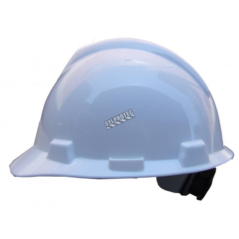 V-GUARD helmet 4 points, ratchet , CSA type 2
