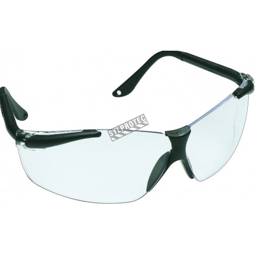 3M SX 2000 protective eyewear with DX anti-fog, anti-static and anti-scratch treated clear seamless polycarbonate lenses.