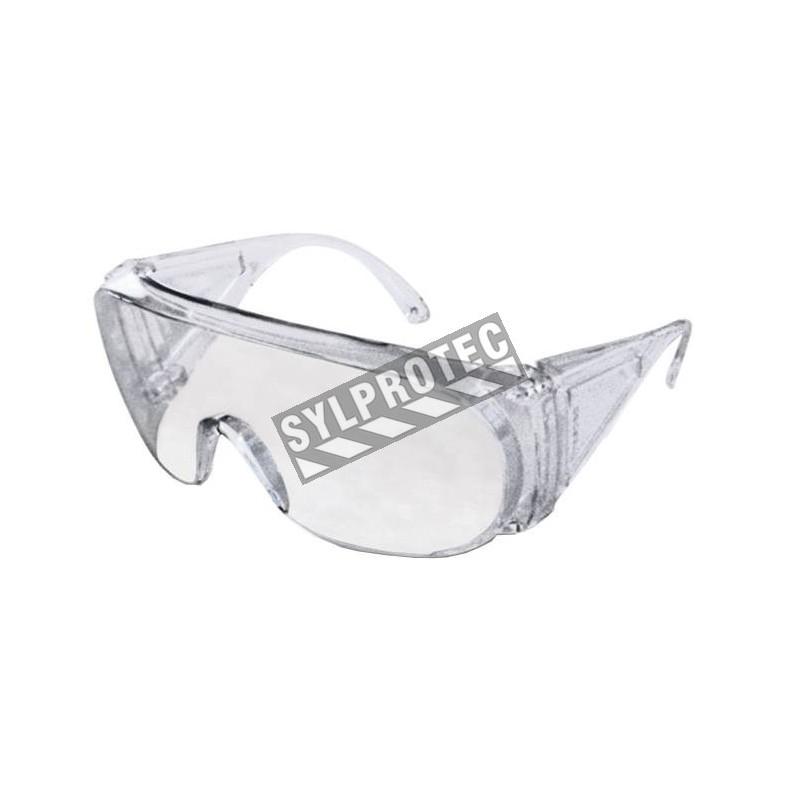 lunette de s curit ultra spec 1000 lentille transparente par uvex. Black Bedroom Furniture Sets. Home Design Ideas