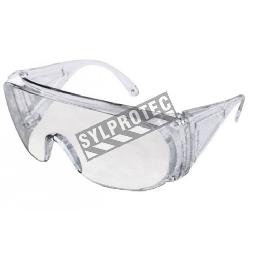 8f646e1c3b Uvex Ultra-Spec 1000 protective eyewear non-treated clear polycarbonate  lenses. Basic model