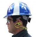 Protection auditive antibruit avec arceau SPHERE, 28 dB