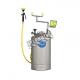 Douche oculaire portative avec douchette et réservoir sous pression 10 gallons (37.9 L), approuvée ANSI Z358.1-2009.
