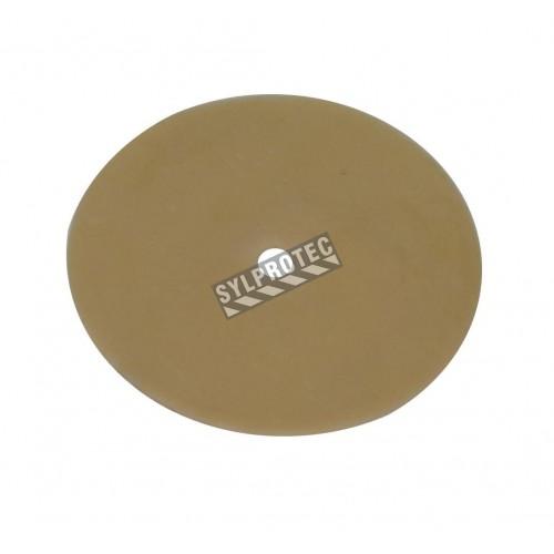 Soupape d'inhalation de rechange en PVC pour masques de protection respiratoire de la série 6000 de 3M.