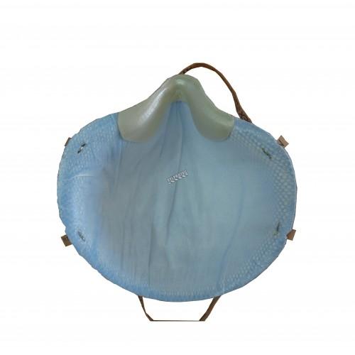 Respirateur N95 de taille large par Moldex pour particules solides, liquides, non huileuses et biologiques. BFE 99%