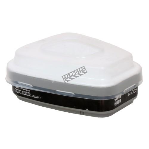 Dispositif de retenue de filtre 5P71 & 5N11 de 3M sur cartouche de la série 6000. (2 unités)