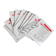 Cleaning wipe without alcohol for respiratory protection mask 28 X 20,5 cm, 100 units by box.