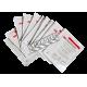 Serviette nettoyante sans alcool pour masque de protection respiratoire, 28 cm X  20.5 cm, 100 par boite.