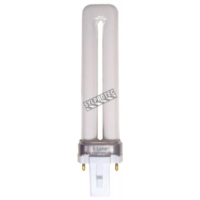 Fluorescent Light Noise: Fluorescent Light Bulb 7 W For Lit Emergency Exit Signs