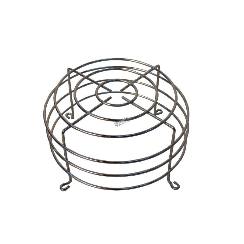 Grille de protection pour détecteur de fumée 3 5/8 X 7 5/8 po.