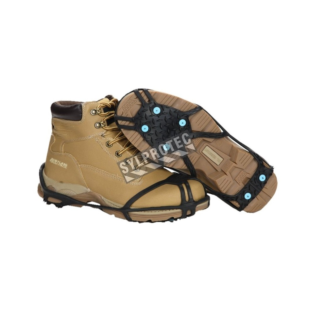 Due North 174 Lt Industriel Traction Aids On Ice And Snow For Most Flat Footwear