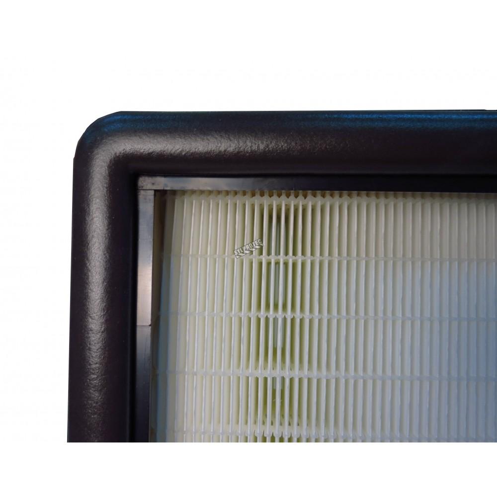 filtre hepa pour purificateur d air predator 750 16 x 16 x 6. Black Bedroom Furniture Sets. Home Design Ideas