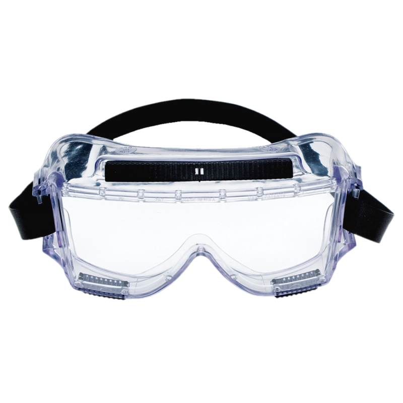 3m centurion safety splash goggle 454 with clear for Toit en polycarbonate transparent