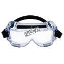 3M Centurion safety splash goggle 454 with anti-fog treated clear polycarbonate lenses for impact protection.