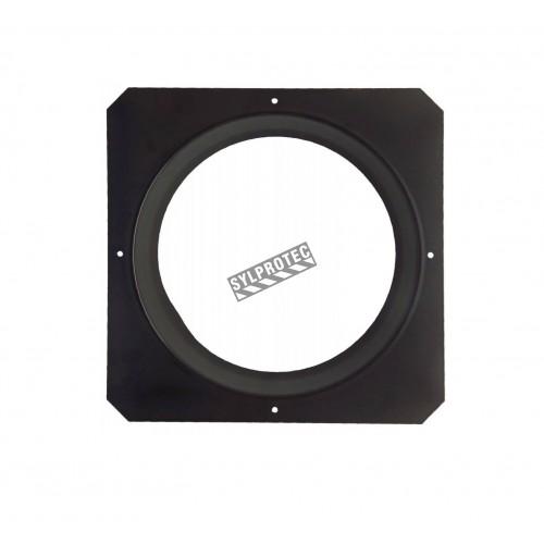 Inlet manifold 10 in diameter, 12 x 12 in.