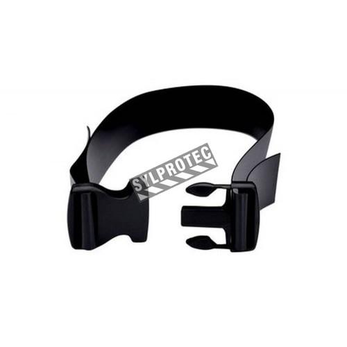 Rallonge de ceinture facile à nettoyer pour les ensembles de protection respiratoire à épuration d'air motorisé Versaflo TR-600