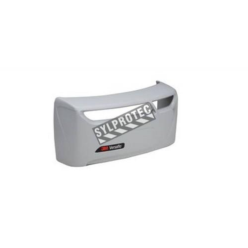 Couvercle de protection pour moteur Versaflo TR-600 compatible avec les cartouches combinées de la série TR-6300