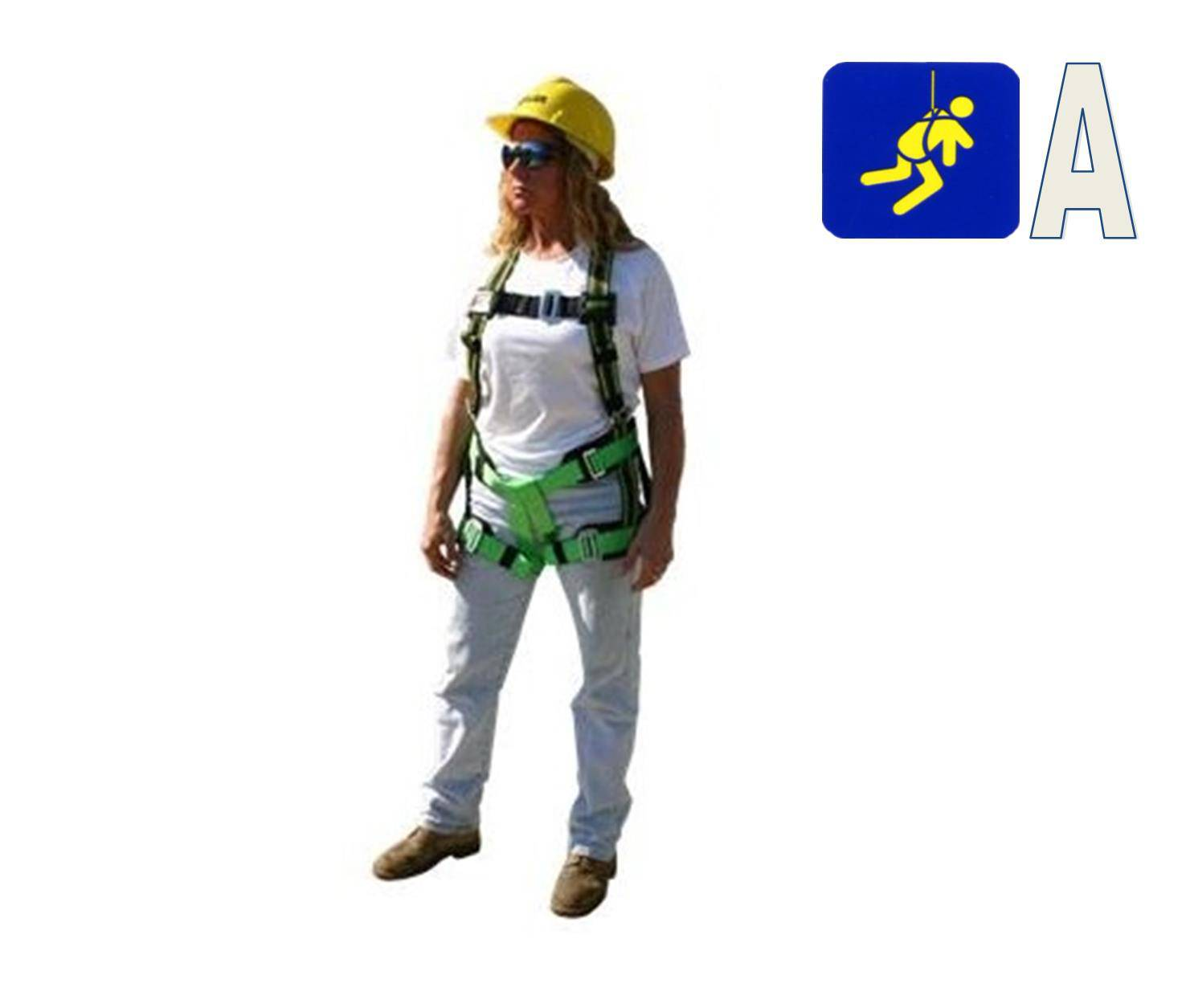 Miss Miller Safety Harness For Women Csa Class A 1 Back D Ring
