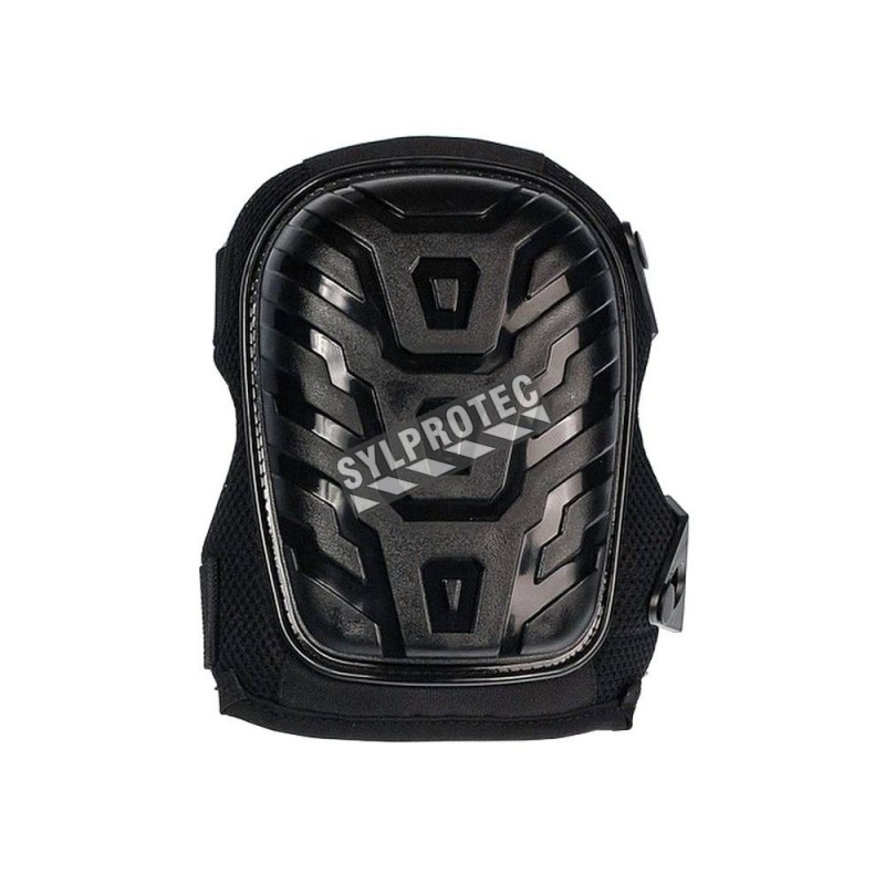 Knee pads hard shell with gel inside, pair