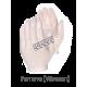 Interlock cotton inspector gloves for women