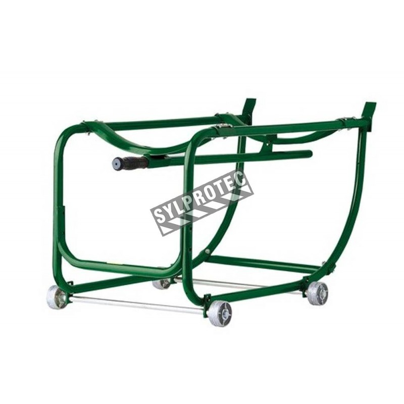 Multi-purpose drum cradle for WA45H horizontal storage cabinet. For drum of 55 US gallons (600 lbs).