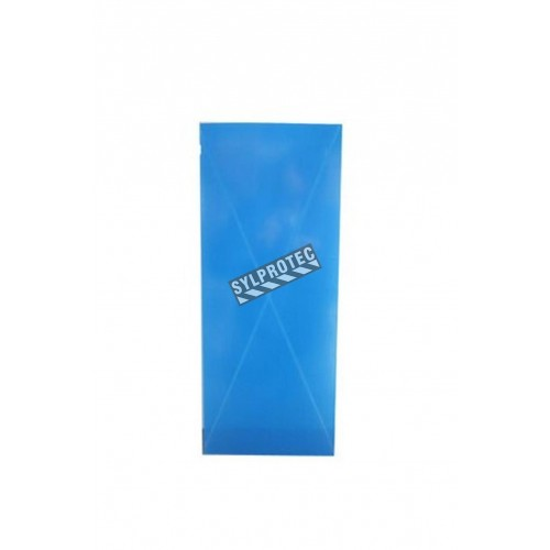 Acrylic replacement panel for EC3 surface-mounted cabinet (for 5 lbs powder extinguishers).