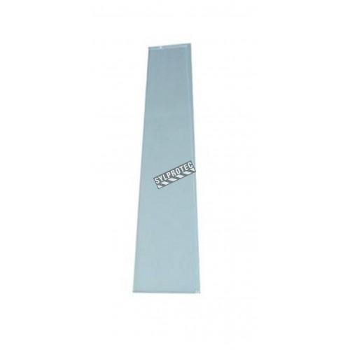 Panneau acrylique de remplacement pour cabinet semi-encastré modèle EC5 (extincteurs 5 lbs).