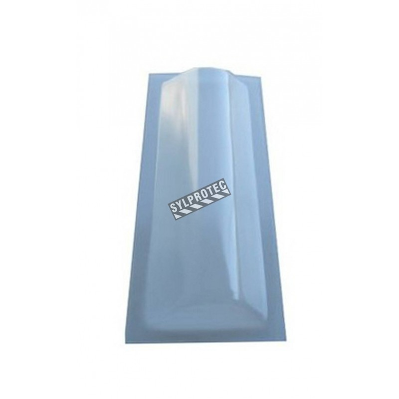 Polycarbonate replacement panel for EC7 built-in cabinet (for 20 lbs powder extinguishers).