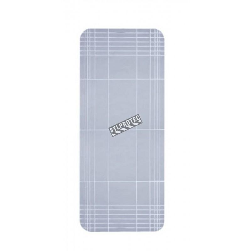 Panneau acrylique de remplacement pour cabinet de surface EC9 pour extincteurs 10 lbs.