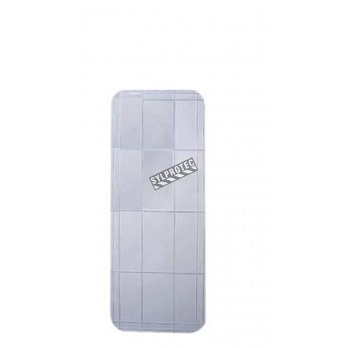 Panneau acrylique de remplacement pour cabinet de surface EC8 pour extincteurs 5 lbs.