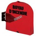 Couverture pour dévidoir circulaire de boyau d'incendie, 24 pouces