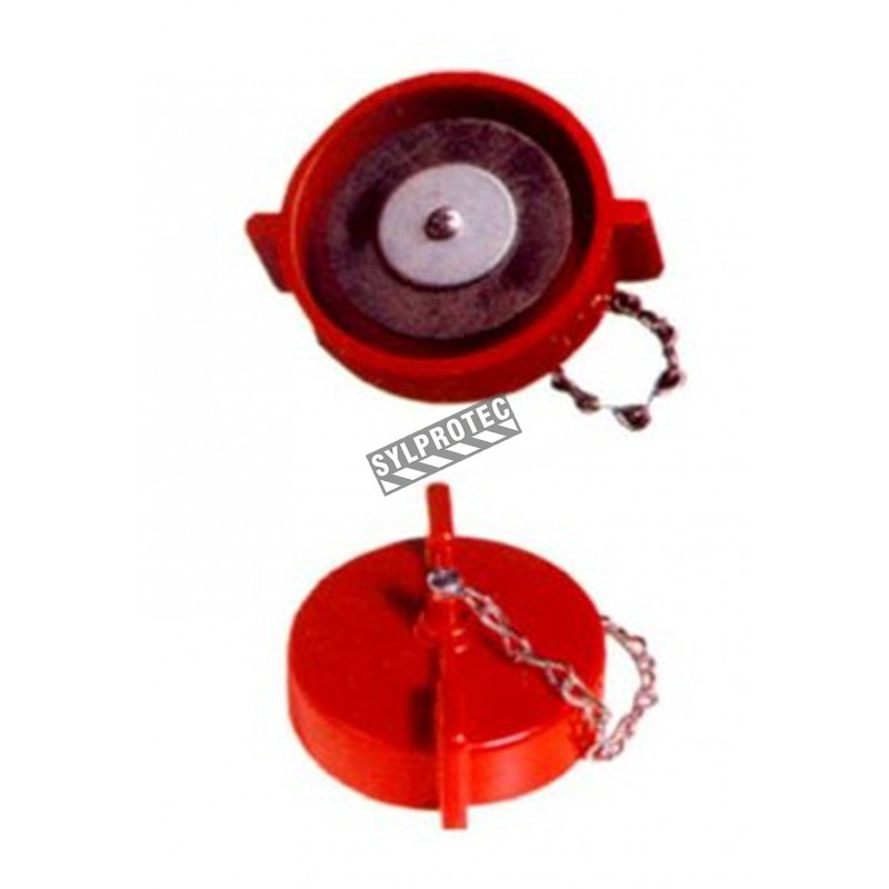 Universal plastic cover 2.5 inch with chain