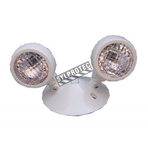 Double emergency spot light 18 W