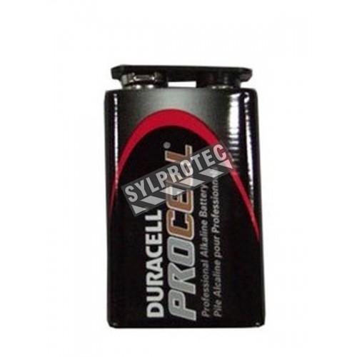 Alkaline battery 9 V