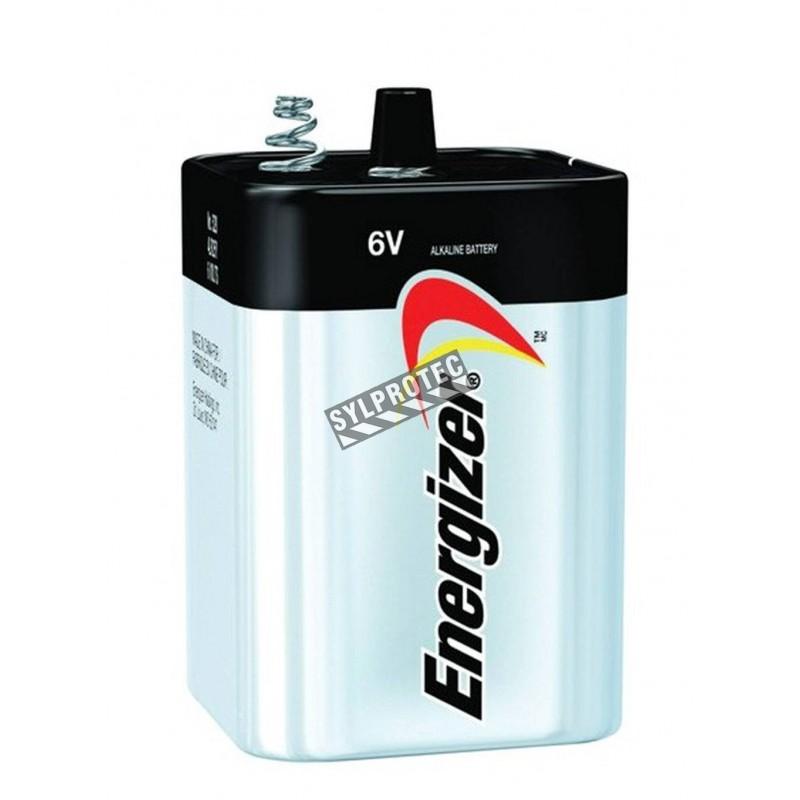 Pile alcaline 6 V pour lampe de travail Worksafe (article LL03)
