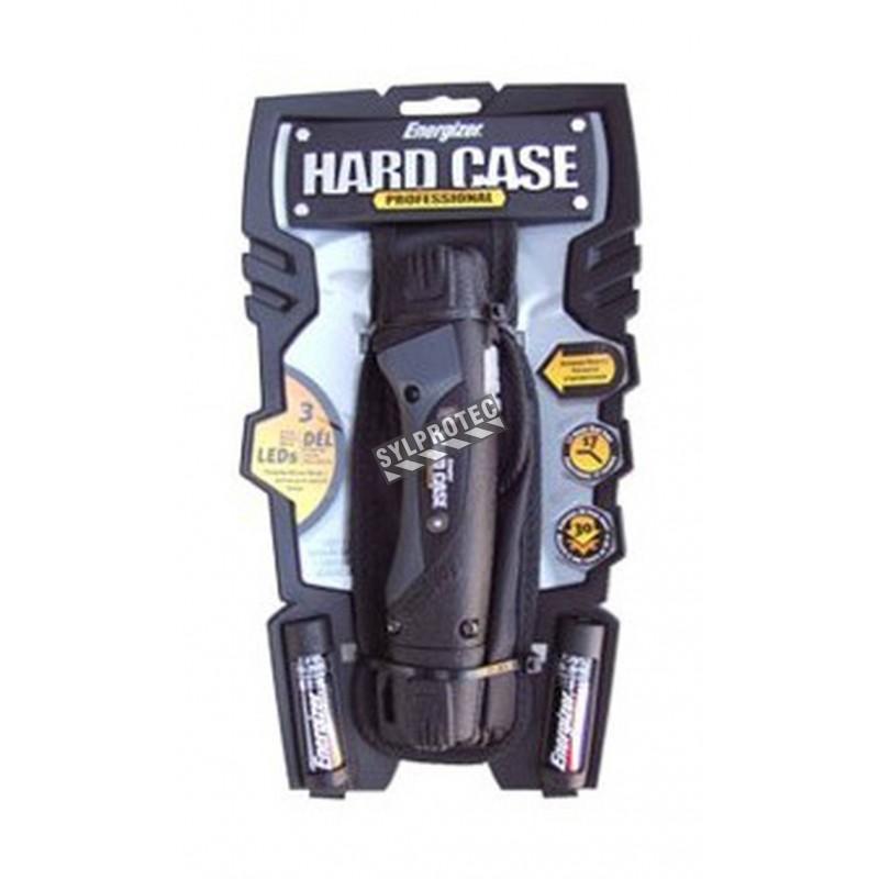 Energizer Hard Case LED flashlight