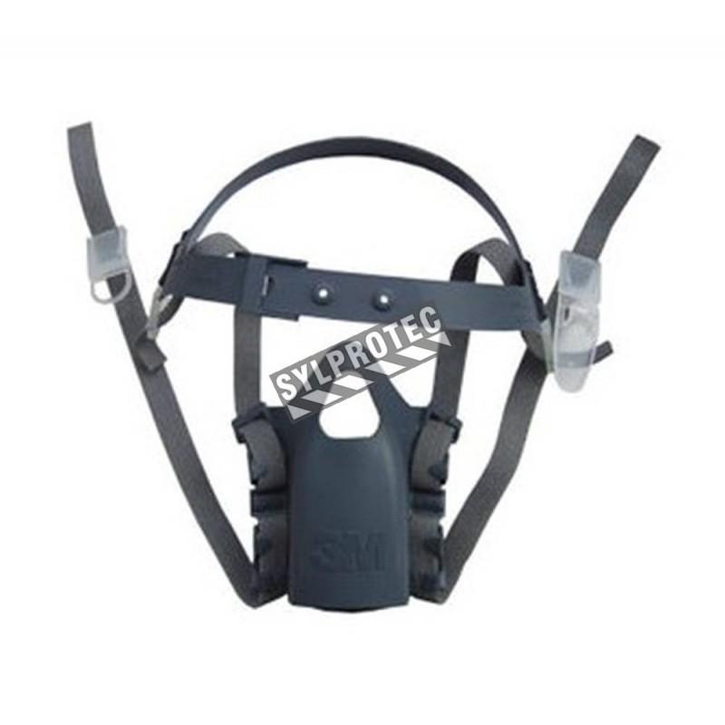 Arceau de suspension de rechange pour demi-masque de protection respiratoire de la série 7500 de 3M. paquet de 5 unités