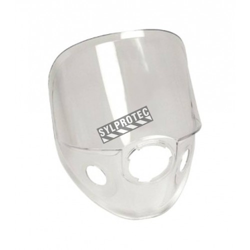 Replacement visor for full face mask seri 5400 from North