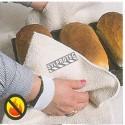 Maniques Cool Grip® en coton de 12 po de long avec élastique à la main. Résistance thermale niveau 4. Vendu par demi-douzaine.