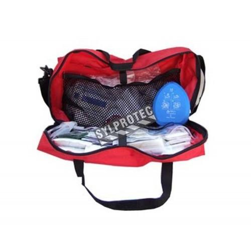 Trauma first aid kit.