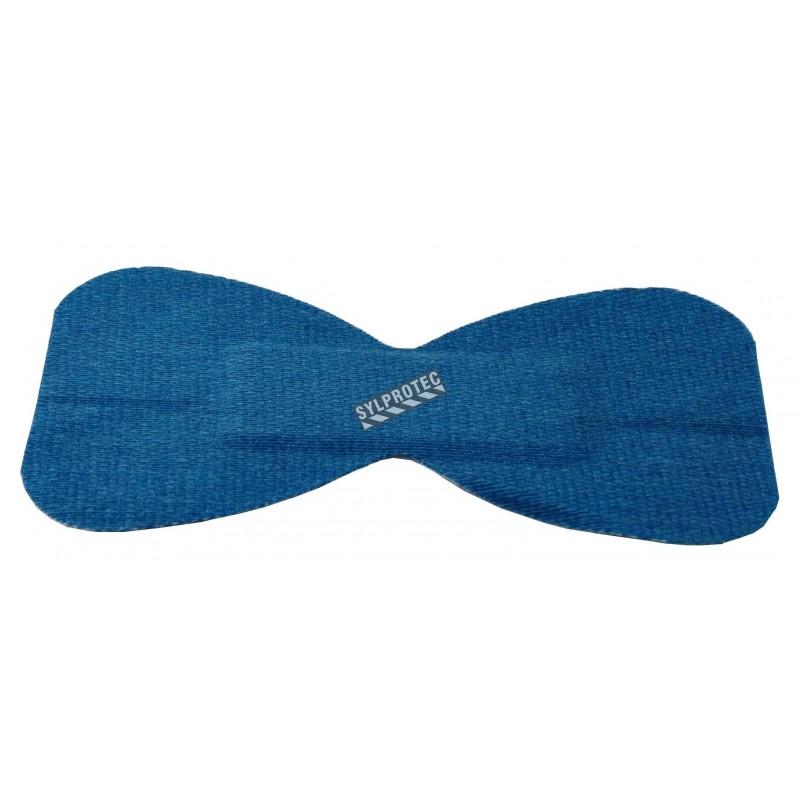 Pansements en tissu bleu détectables pour bouts des doigts, 4.4 x 7.5 cm (1 7/8 x 3 po), 50/bte.